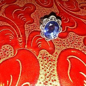 Jewelry - Tanzanite Quartz Oval